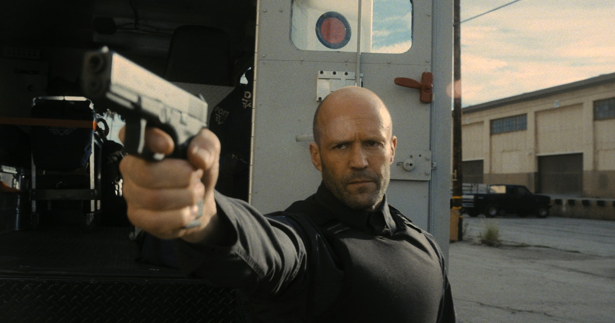 Jason Statham drama 'Wrath of Man' is long on violence, short on comic relief (and women)