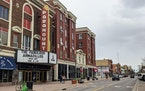 The Paramount Center for the Arts in St. Cloud reopens this week.
