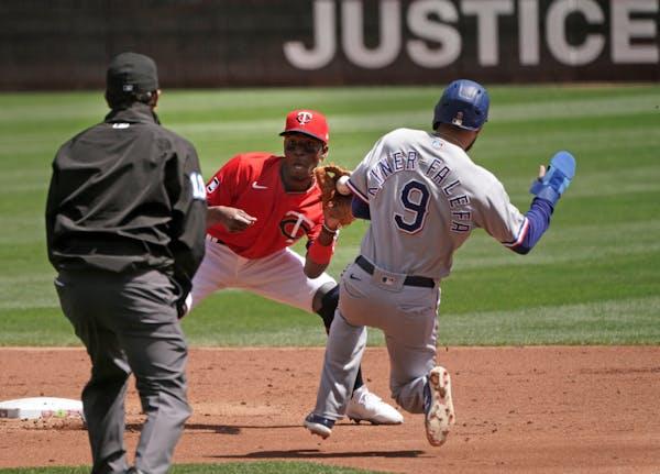 Neal: With baseball in his blood, Twins' Gordon looks like he belongs