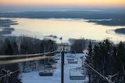 ALEX KORMANN • alex.kormann@startribune.com Duluth Mayor Emily Larson is proposing a $24 million investment in Spirit Mountain, following a recommen