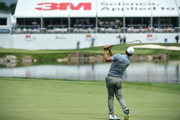Bigger crowds could be on for 3M Open