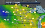 A Few Showers Possible For Mother's Day Weekend