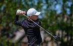 Gophers golfer Angus Flanagan
