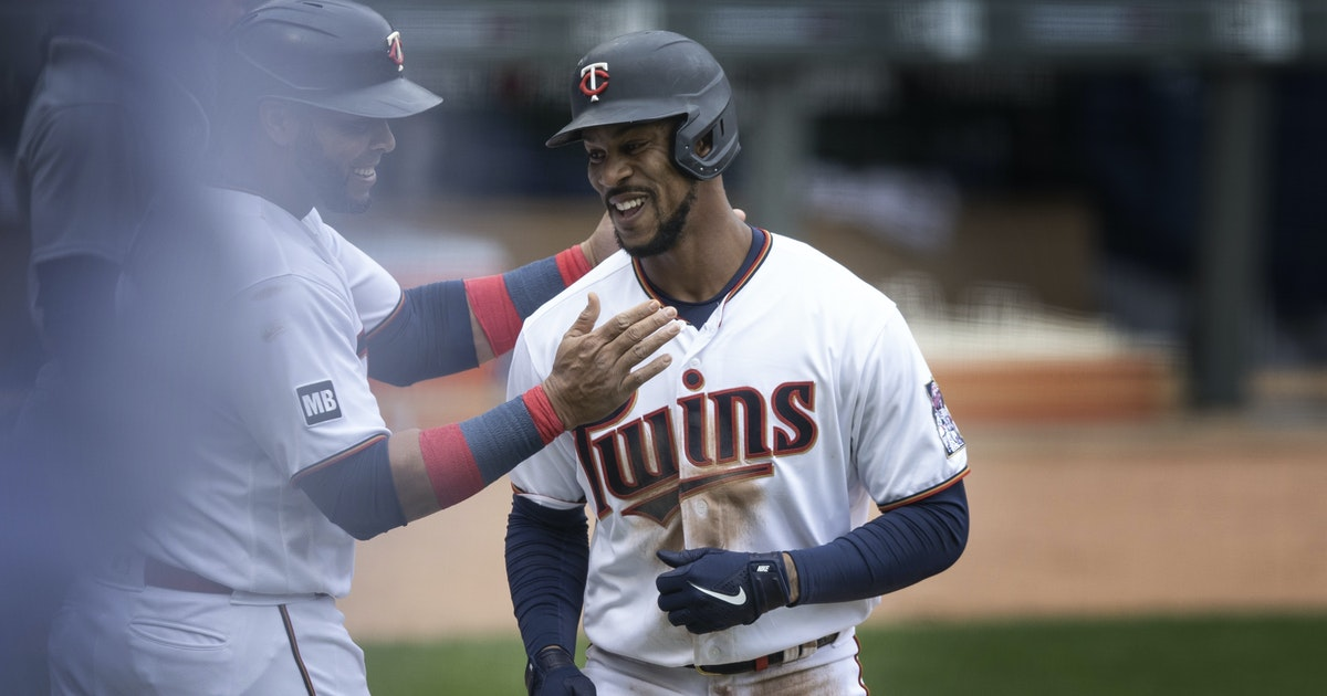 Twins' Byron Buxton will be out