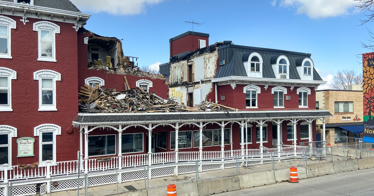 After devastating fire, future of Northfield's historic Archer House is in doubt