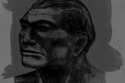 A 1956 sketch of Browns Valley Man, done by Francis Frey, portrays a man between the ages of 25 and 40 and standing 5-5. His skull, discovered in a Tr