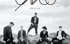 "This cover image released by Sony Latin shows ""Déjà vu'"" by CNCO. (Sony Latin via AP)"