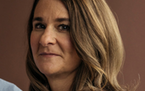 Melinda Gates, seen in 2018, had begun meeting with divorce lawyers by at least 2019, according to the Wall Street Journal.