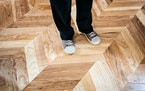 Solid wood is durable but not indestructible, and it's just one of many choices consumers face in the hunt for flooring.