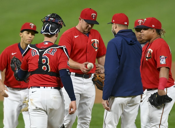 Twins reliever Tyler Duffey posted a 1.88 ERA over 24 innings last season with 31 strikeouts. This season? He's 0-2 with a 5.56 ERA in 11⅓ innings