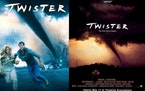 """Slow Warming Trend - Odds Still Favor A Hotter Hot Summer - 25th Anniversary of """"Twister"""""""