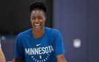 Having more capable long-range shooters will create space for Lynx center Sylvia Fowles inside this season.