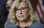 U.S. Rep. Liz Cheney faces removal from leadership over her critiques of former President Donald Trump.