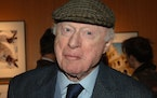 In this photo from 2008, actor Norman Lloyd attends the grand opening of the Academy of Motion Picture Arts and Sciences Winter 2008 Exhibitions.