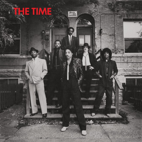 """""""The Time"""" dropped in 1981 with someone named Jamie Starr credited as producer."""