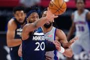 Timberwolves forward Josh Okogie
