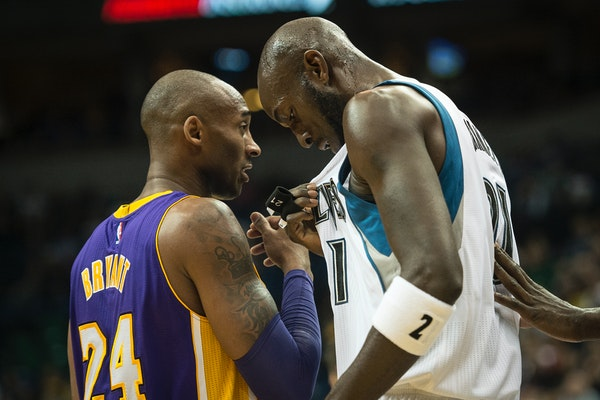 Podcast: Hall of Fame memories: Garnett's years with the Wolves