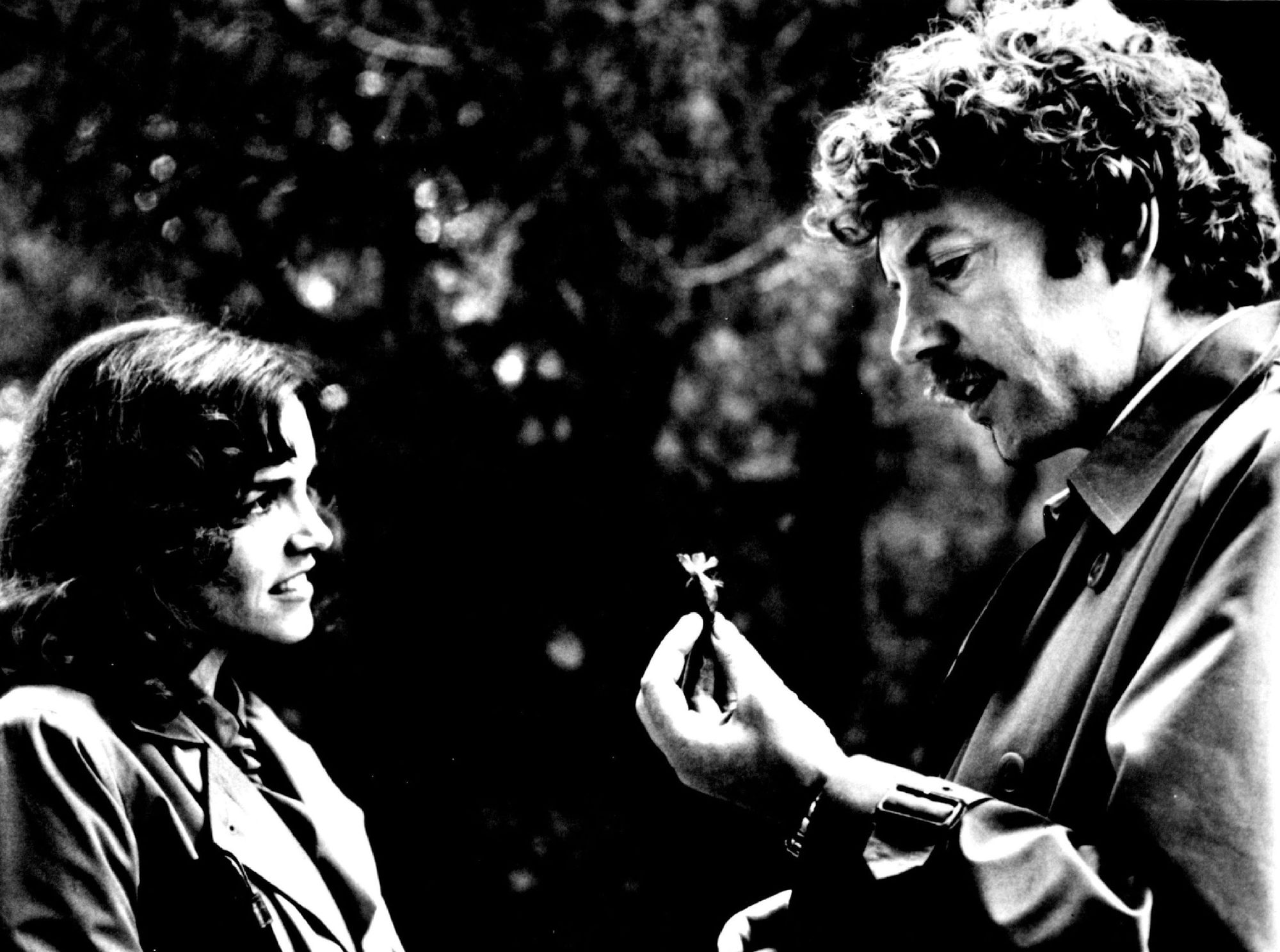 Brooke Adams and Donald Sutherland in 'Invasion of the Body Snatchers.'