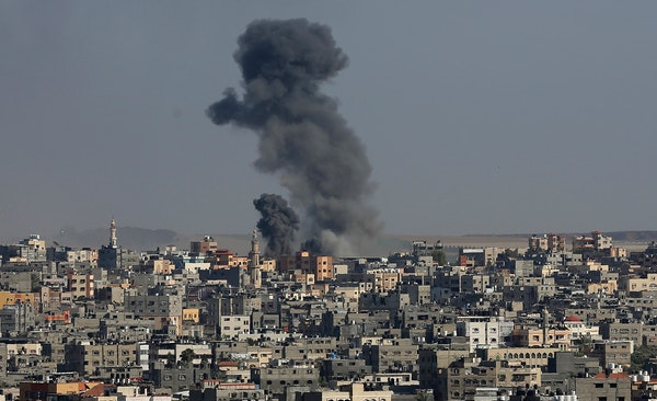 Escalating violence engulfs Israel and Gaza