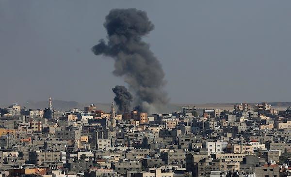 Escalating violence engulfs Israel and Gaza