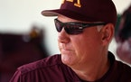 Gophers baseball coach John Anderson