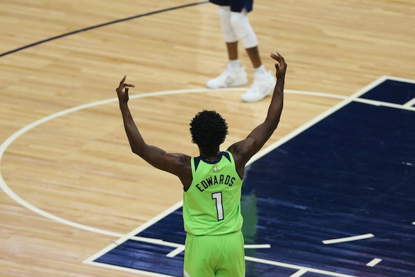 The Timberwolves landed the No. 1 pick in the 2020 NBA Draft, despite not having the worst record in the NBA. The reward? Anthony Edwards.