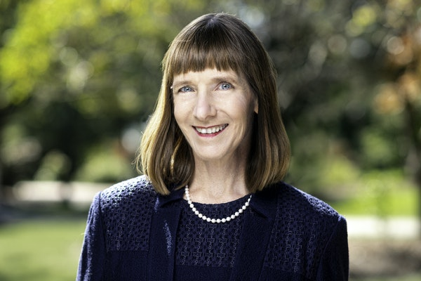 Alison Byerly will be Carleton College's new president, beginning Aug. 1.