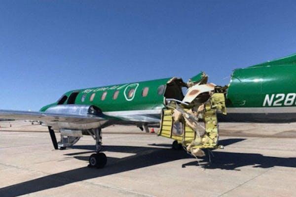 U.S. safety team to investigate Colorado midair collision