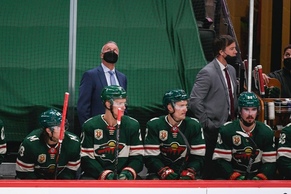 Wild's playoff picture still unsettled, will be decided tonight