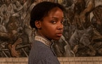 "Thuso Mbedu in ""The Underground Railroad."""