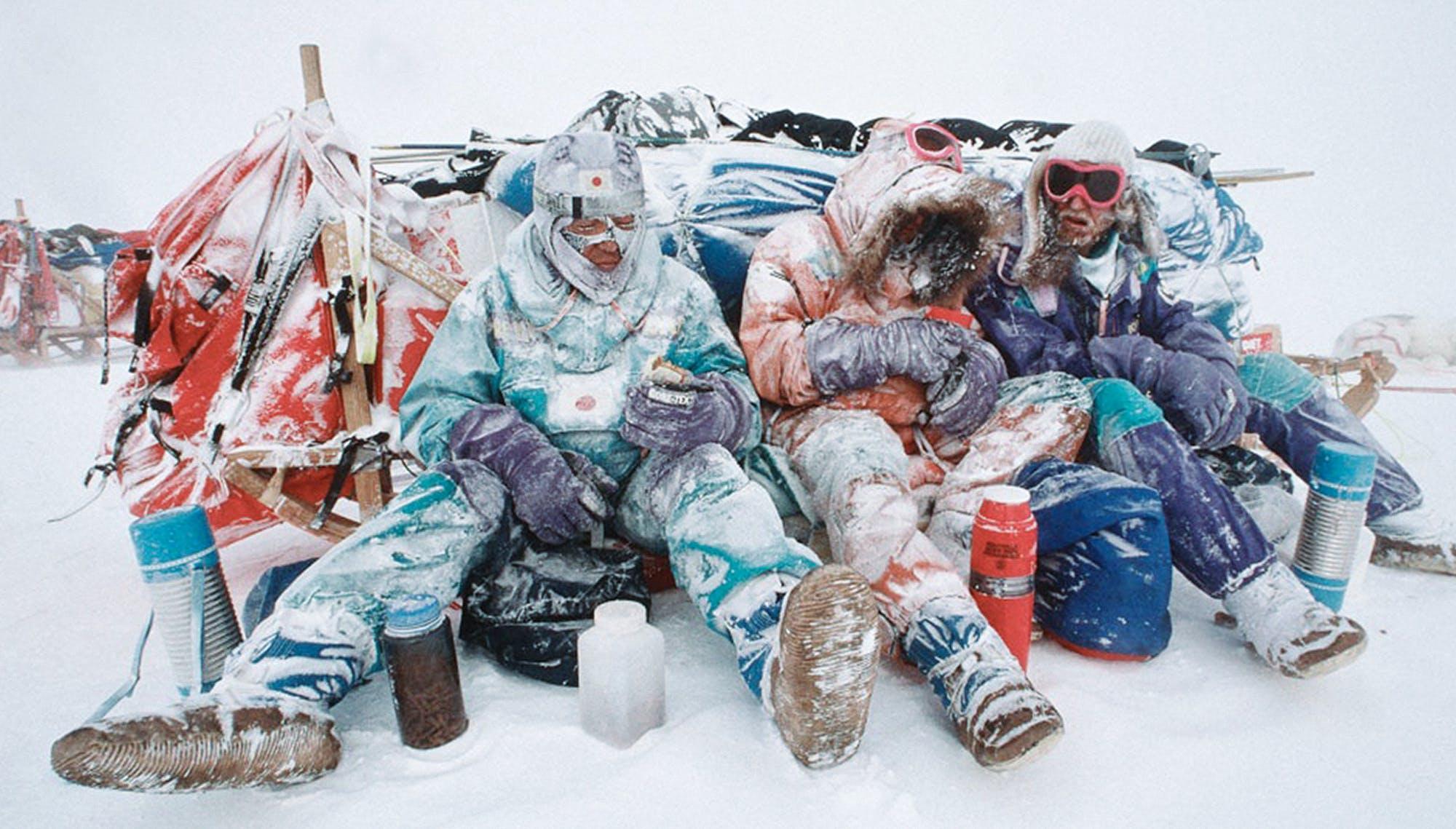 'After Antarctica'
