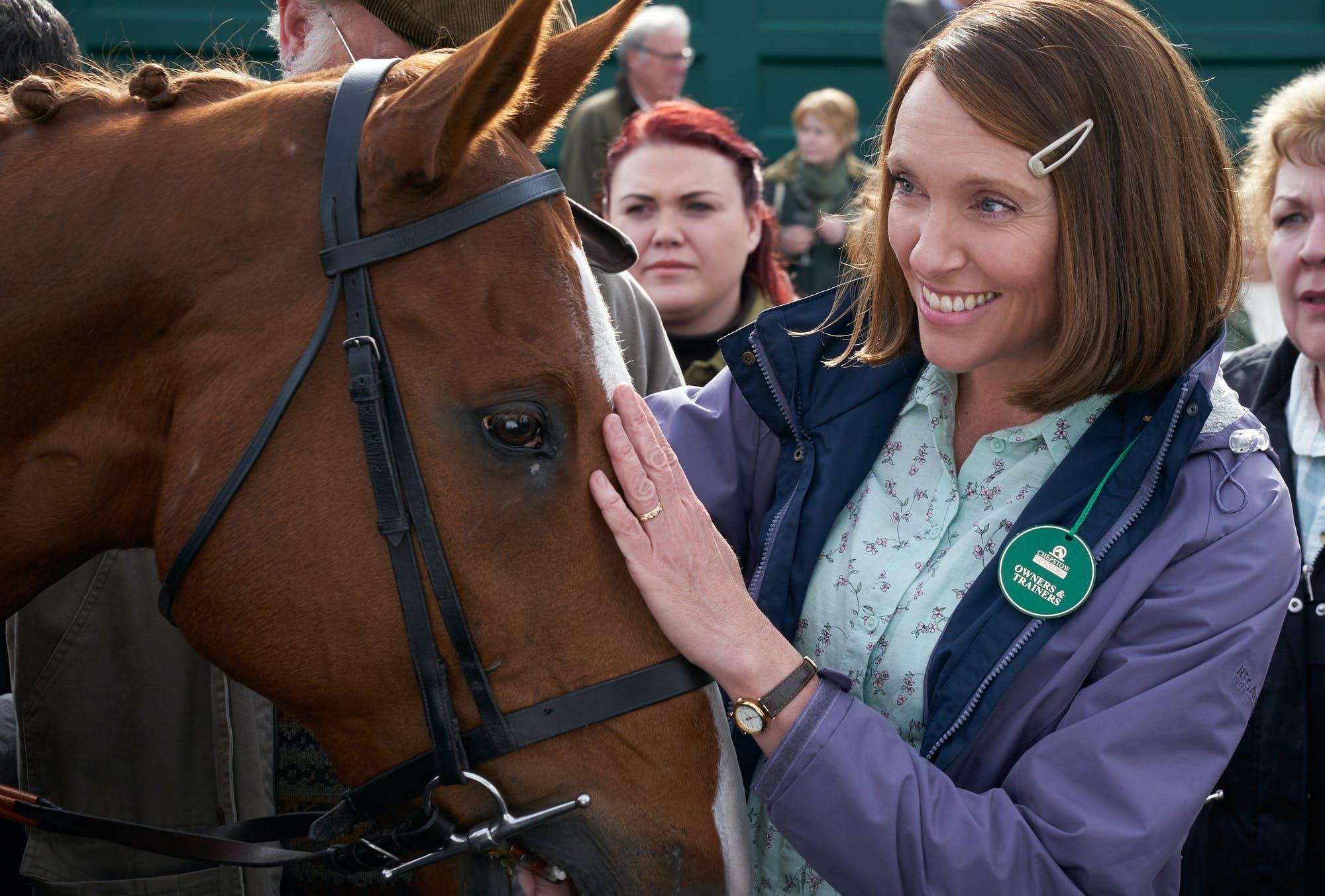 'Dream Horse' stars Toni Collette.