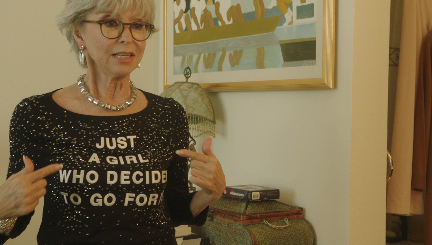 'Rita Moreno: Just a Girl Who Decided to Go for It'