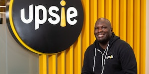 Clarence Bethea, founder and chief executive of Upsie