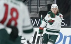 Minnesota Wild rookie Kirill Kaprizov