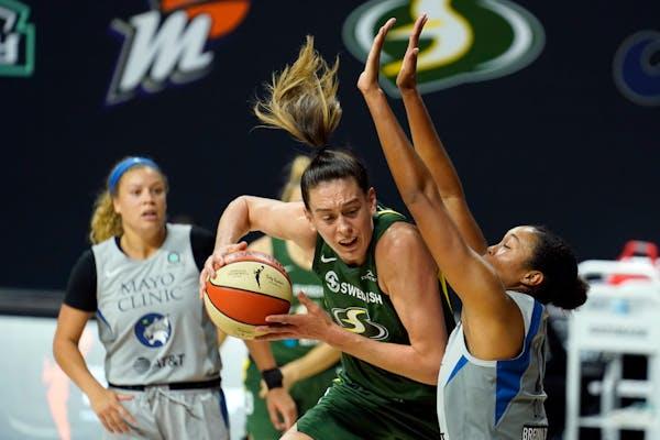 Kent Youngblood's WNBA power rankings