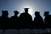 The Minneapolis teachers union is asking the school district to let more students participate in graduation ceremonies this year, even if they are sho