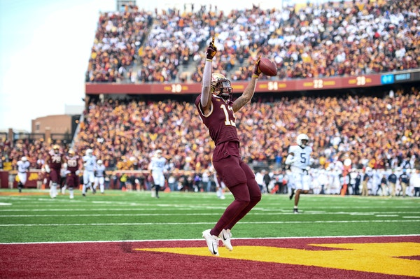 Rashod Bateman became the first Gopher drafted in the first round since 2006, now he's signed a fully guaranteed contract with the Ravens.