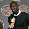Kevin Garnett will be going into the Hall of Fame with Tim Duncan and the late Kobe Bryant, among others, on Saturday — an induction ceremony delaye