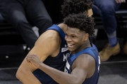 Karl-Anthony Towns and Anthony Edwards, both No. 1 overall picks, have begun to build success playing together.