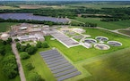 The St. Cloud Wastewater Treatment Plant is the only one in the state collecting and recycling phosphorus. It uses a more traditional anaerobic digest