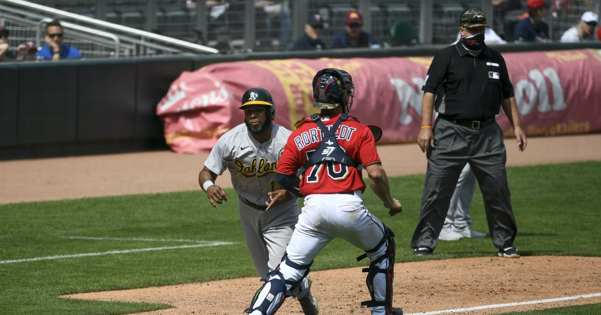 Defense lets Twins down again in 7-6 loss to Athletics