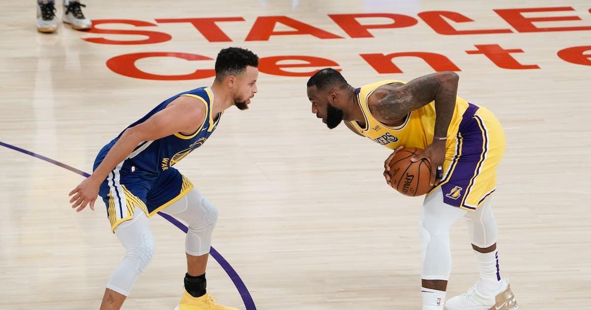 Image As regular season ends, NBA's play-in games take shape