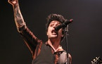 Billie Joe Armstrong will return to his wife's hometown to play Target Field in late August.
