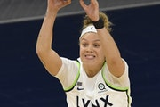Lynx guard Rachel Banham passed against Phoenix on Friday, when the former Gophers standout played only 8 minutes, 53 seconds off the bench.