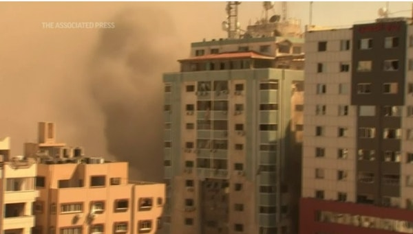 Intense fighting between Israel, Hamas into second week