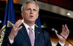 House Minority Leader Kevin McCarthy of California.