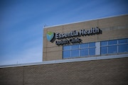 Essentia Health is the largest health care center in Duluth.