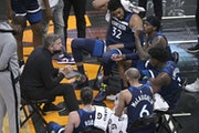 Timberwolves coach Chris Finch has many significant pieces returning to the lineup next season.