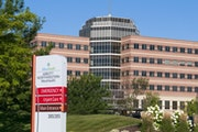 Allina Health System operates dozens of clinics, 11 hospitals and a number of specialty care centers.